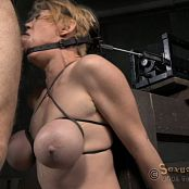 Demented Whore Tied Up And Throat Fucked Rough BDSM HD Video