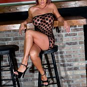 Nikki Sims Black Mesh Bar 002 jpg