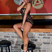 Nikki Sims Black Mesh Bar 005 jpg