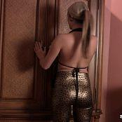 Sherri Chanel Sexy Leopard Pants HD 070915114 mp4