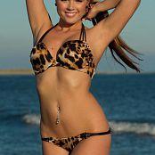Sherri Chanel Beach Bikini 002 jpg