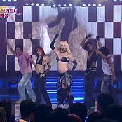 Britney Spears Me Against The Music Live BOA Showcase Seoul 2003 HD Video