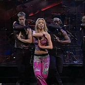 Britney Spears Oops I Did It Again Live SNL 2000 SEXY new 140915 avi