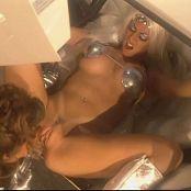 Jenna Jameson & Felecia Futuristic Lesbians Video