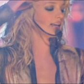 Britney Spears Overprotected TOTP Sexy Latex Catsuit HQ new 211015 avi
