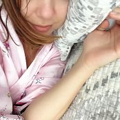 Ariel Rebel Satin Kimono 002