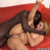 Friday Hot Blonde Loves Big Black Dick Video