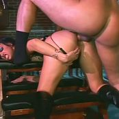 Nicki Hunter Leather Dominatrix Anally Fucked Video