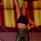 Spice Girls Who Do You Think You Are Geri Sexy Latex top 1997 HQ new 091115 avi