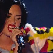 Demi Lovato Radio 1s Teen Awards 2015 1080i 141115 ts