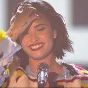 Demi Lovato Medley Live Radio Teen Awards 2015 HD Video