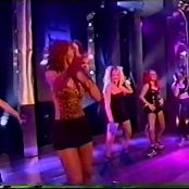 Spice Girls Say Youll Be There TOTP Sexy Outfits new 091115 avi