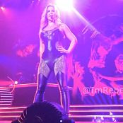 Britney Spears Freakshow Piece Of Me Show Planet Hollywood new 141115 avi