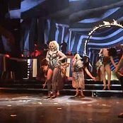 Britney Spears Circus live Piece of Me Opening Night new 141115 avi