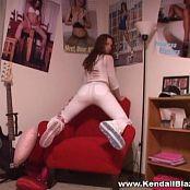 Kendall Blaze Ass Worship Video