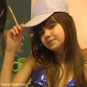 Young Gusel Shiny Blue Bikini Video 108 08 mp4