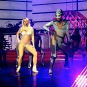 Britney Spears Work Bitch Womanizer 3 Live POM Tour VERY SEXY new 211115 avi