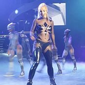 Britney Spears Work Bitch Live New Shiny Catsuit 2015 HD Video