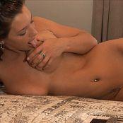 Christina Model Black Fishnet Bodysuit Naked In Bed HD Video