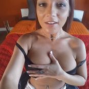 Nikki Sims Black Sheer Bra 1080p HD wmv