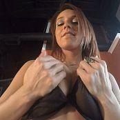 Nikki Sims Black Sheer Bra 1080p HD wmv