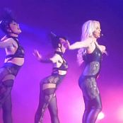 BRITNEY SPEARS Freakshow 2014 Sexy Shiny Rubber Outfit Live HD new 211115 avi