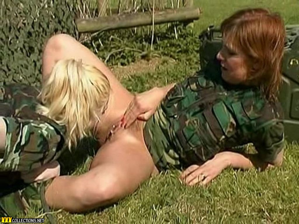 Pissing army girls deserves