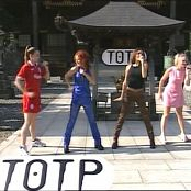 Spice Girls Wannabe Live TOTP Japan 1999 Video