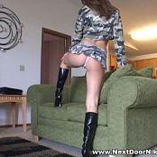 Nextdoornikki Video 041115 camo 211115 wmv