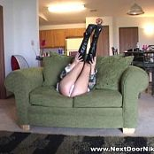 Nextdoornikki Video 041115 camo 211115 wmv