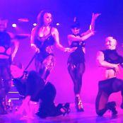 Britney Spears Freakshow ft Nicole Richie 2 18 14 Piece of Me Las Vegas new 211115 avi
