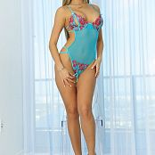 KTso Pretty Turquoise Lingerie Loyal Plus Set 805 007