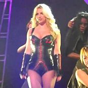 Britney Spears Till The World Ends Good Morning America new 051215 avi