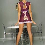 KTso Classy Purple Dress Loyal Plus Set 812 243