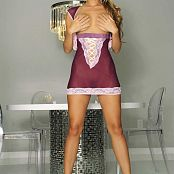 KTso Classy Purple Dress Loyal Plus Set 812 278
