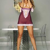 KTso Classy Purple Dress Loyal Plus Set 812 279