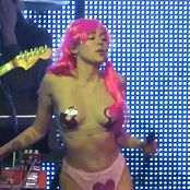 Miley Cyrus Live Electric Factory Philadelphia 20151205 Paint Almost Nude Wow 121215 avi