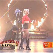 Britney Spears Womanizer Live Good Morning America new 051215 avi