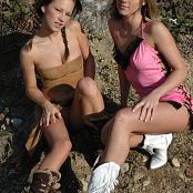 Karen Loves Kate Cowboys And Indians Zipset Picture Set 005