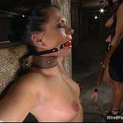 Katja Kassin Tortured By Sandra Romain BDSM Video