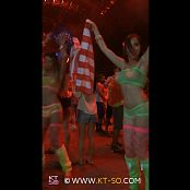 KTso and Sweet Kimberly Sexy Rave Girls at Ultra 2015 Video 004