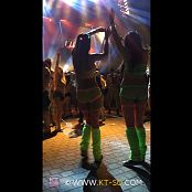 KTso and Sweet Kimberly Sexy Rave Girls at Ultra 2015 Video 006