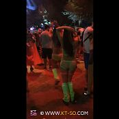 KTso and Sweet Kimberly Sexy Rave Girls at Ultra 2015 Video 008