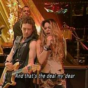 Shakira Whenever Wherever Live Music Station Japan 19042002 new 161215 avi