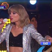 Taylor Swift Welcome To New York Shake It Off Dick Clarks New Years Rockin Eve 2015 12 31 14 720p HDTV 010116 mkv