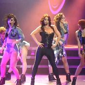 Britney Spears Gimme More Break The Ice Piece Of Me Piece Of Me Tour new 060116 avi