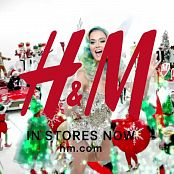 Katy Perry Happy Merry Christmas HM Commercial HD Video