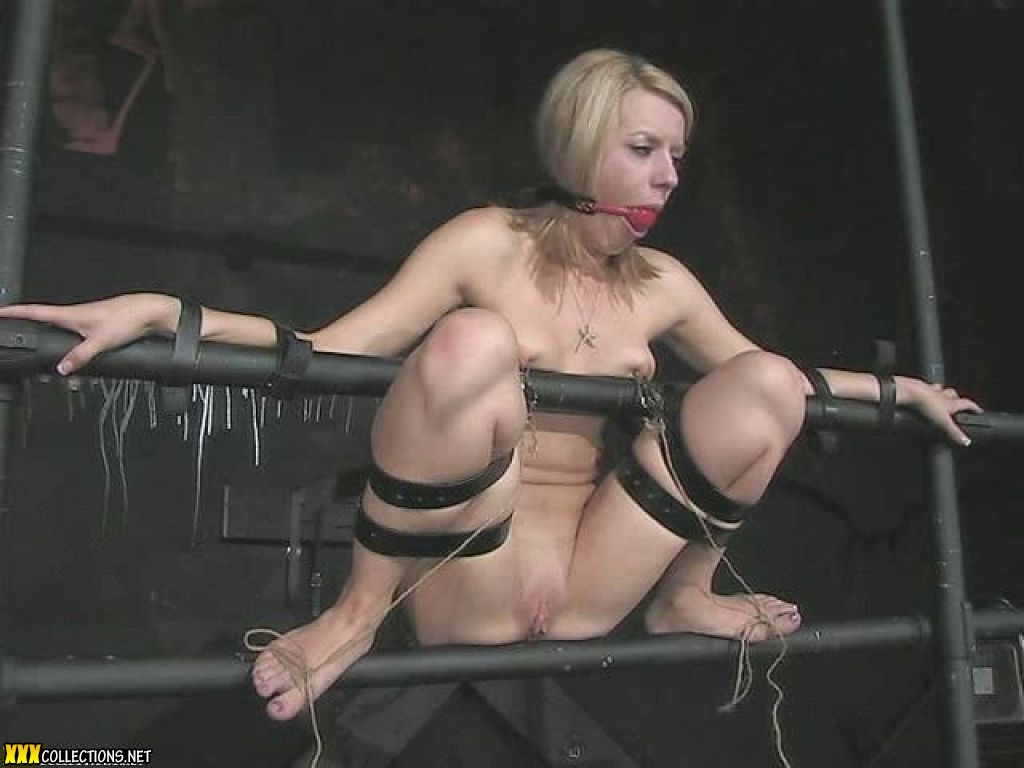 lexi belle tied up