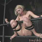 Innocent Lexi Belle Tied Up Forced To Cum BDSM Video