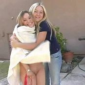 Alison Angel Helps Kayla Marie Pump Her Pussy With Water Video